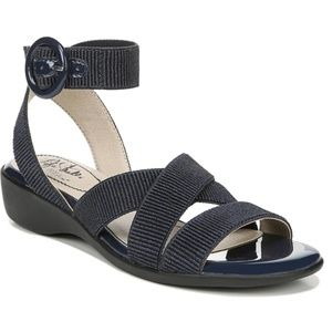 *NEW* Life Stride Temple Sandal Womens size 11